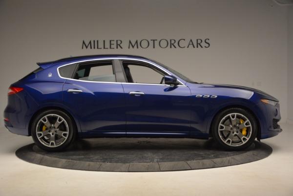 New 2017 Maserati Levante for sale Sold at Alfa Romeo of Greenwich in Greenwich CT 06830 8