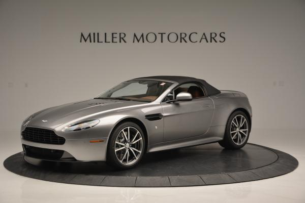 New 2016 Aston Martin V8 Vantage S for sale Sold at Alfa Romeo of Greenwich in Greenwich CT 06830 14