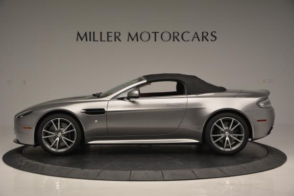 New 2016 Aston Martin V8 Vantage S for sale Sold at Alfa Romeo of Greenwich in Greenwich CT 06830 15