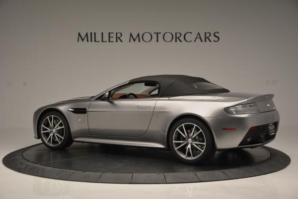 New 2016 Aston Martin V8 Vantage S for sale Sold at Alfa Romeo of Greenwich in Greenwich CT 06830 16
