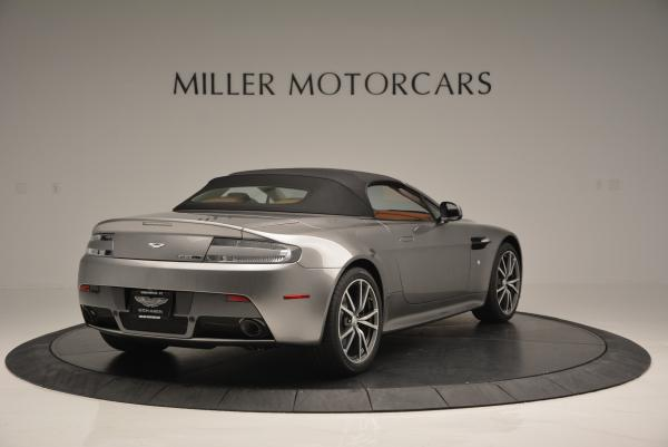 New 2016 Aston Martin V8 Vantage S for sale Sold at Alfa Romeo of Greenwich in Greenwich CT 06830 19