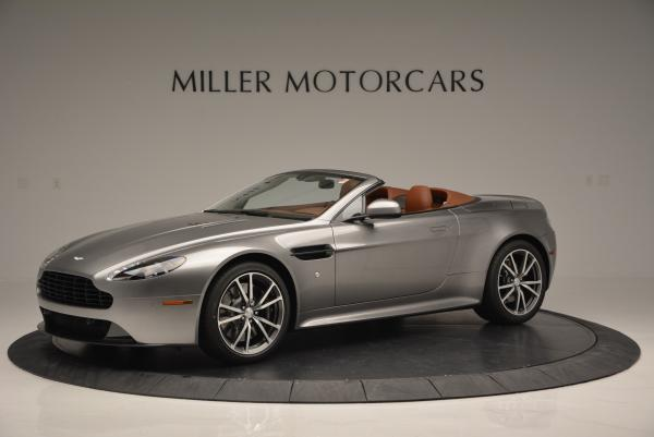 New 2016 Aston Martin V8 Vantage S for sale Sold at Alfa Romeo of Greenwich in Greenwich CT 06830 2