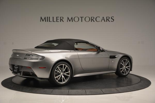 New 2016 Aston Martin V8 Vantage S for sale Sold at Alfa Romeo of Greenwich in Greenwich CT 06830 20