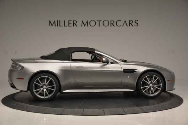 New 2016 Aston Martin V8 Vantage S for sale Sold at Alfa Romeo of Greenwich in Greenwich CT 06830 21