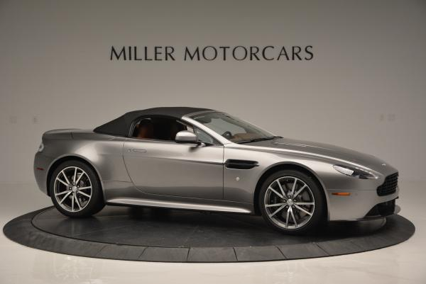 New 2016 Aston Martin V8 Vantage S for sale Sold at Alfa Romeo of Greenwich in Greenwich CT 06830 22