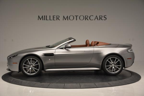 New 2016 Aston Martin V8 Vantage S for sale Sold at Alfa Romeo of Greenwich in Greenwich CT 06830 3