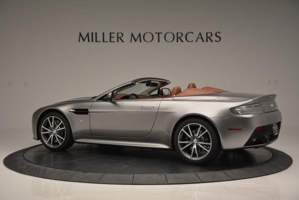 New 2016 Aston Martin V8 Vantage S for sale Sold at Alfa Romeo of Greenwich in Greenwich CT 06830 4