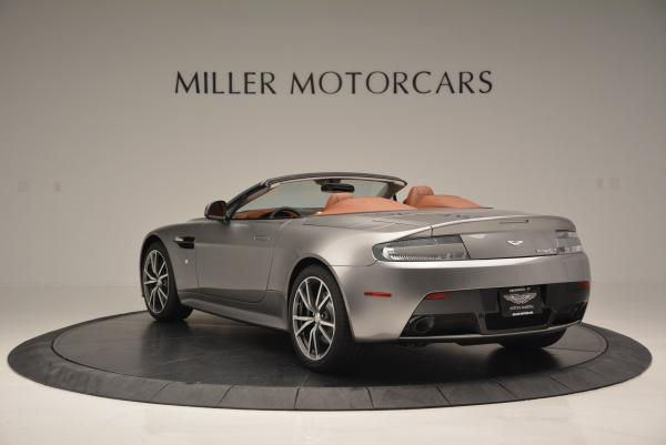 New 2016 Aston Martin V8 Vantage S for sale Sold at Alfa Romeo of Greenwich in Greenwich CT 06830 5