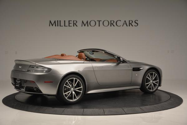 New 2016 Aston Martin V8 Vantage S for sale Sold at Alfa Romeo of Greenwich in Greenwich CT 06830 8