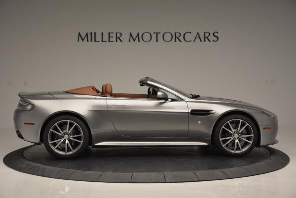 New 2016 Aston Martin V8 Vantage S for sale Sold at Alfa Romeo of Greenwich in Greenwich CT 06830 9
