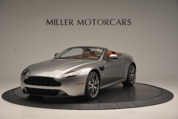 New 2016 Aston Martin V8 Vantage S for sale Sold at Alfa Romeo of Greenwich in Greenwich CT 06830 1