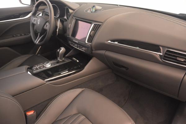 New 2017 Maserati Levante for sale Sold at Alfa Romeo of Greenwich in Greenwich CT 06830 19