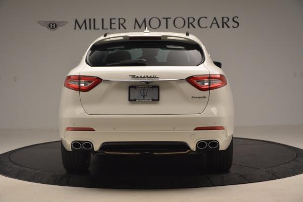 New 2017 Maserati Levante for sale Sold at Alfa Romeo of Greenwich in Greenwich CT 06830 6