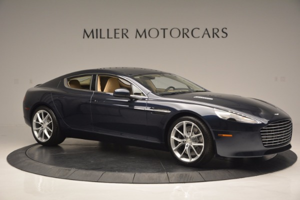 Used 2016 Aston Martin Rapide S for sale Sold at Alfa Romeo of Greenwich in Greenwich CT 06830 10
