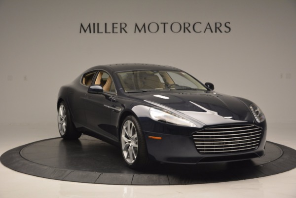Used 2016 Aston Martin Rapide S for sale Sold at Alfa Romeo of Greenwich in Greenwich CT 06830 11