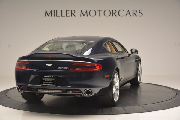 Used 2016 Aston Martin Rapide S for sale Sold at Alfa Romeo of Greenwich in Greenwich CT 06830 7
