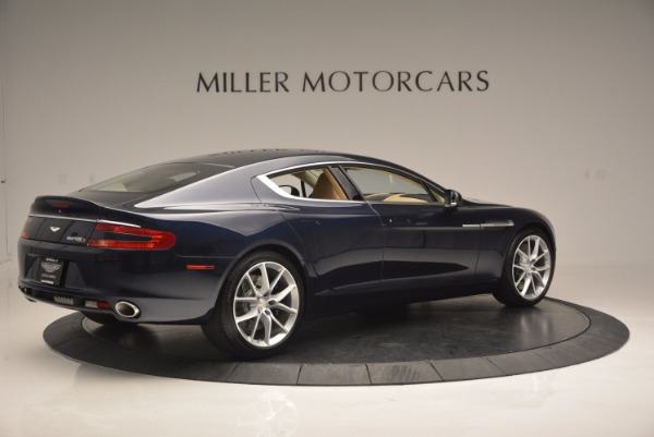 Used 2016 Aston Martin Rapide S for sale Sold at Alfa Romeo of Greenwich in Greenwich CT 06830 8