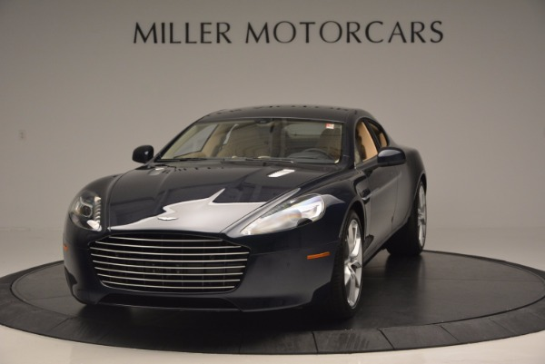 Used 2016 Aston Martin Rapide S for sale Sold at Alfa Romeo of Greenwich in Greenwich CT 06830 1