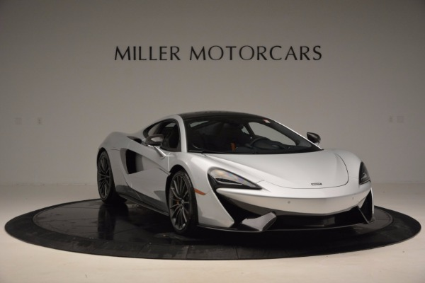 New 2017 McLaren 570GT for sale Sold at Alfa Romeo of Greenwich in Greenwich CT 06830 11