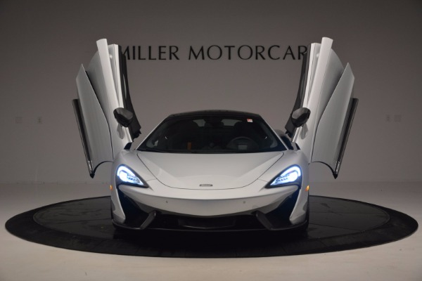 New 2017 McLaren 570GT for sale Sold at Alfa Romeo of Greenwich in Greenwich CT 06830 13