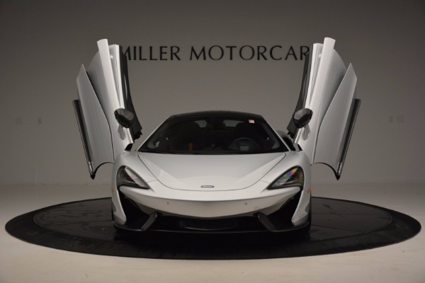 New 2017 McLaren 570GT for sale Sold at Alfa Romeo of Greenwich in Greenwich CT 06830 14