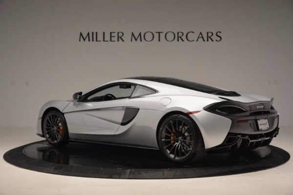 New 2017 McLaren 570GT for sale Sold at Alfa Romeo of Greenwich in Greenwich CT 06830 4