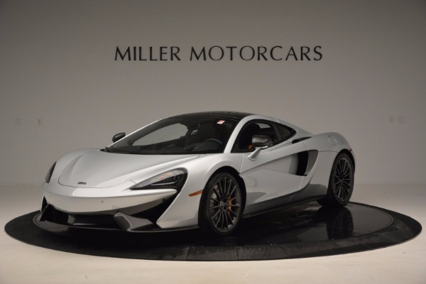 New 2017 McLaren 570GT for sale Sold at Alfa Romeo of Greenwich in Greenwich CT 06830 1