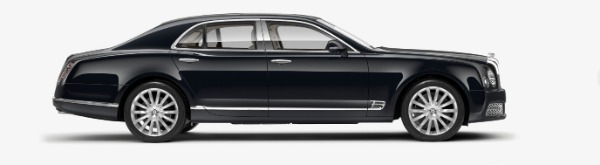 New 2017 Bentley Mulsanne for sale Sold at Alfa Romeo of Greenwich in Greenwich CT 06830 2