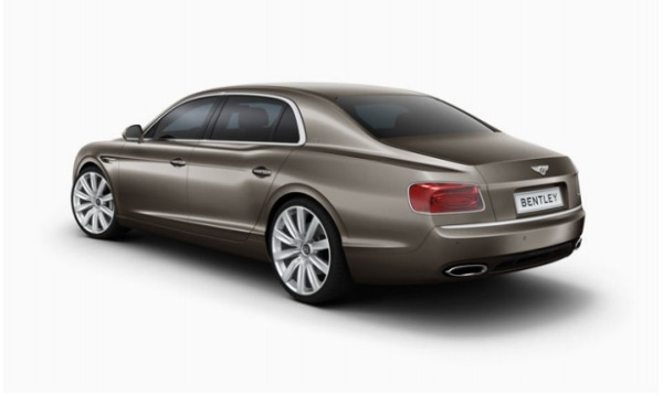 New 2017 Bentley Flying Spur W12 for sale Sold at Alfa Romeo of Greenwich in Greenwich CT 06830 4