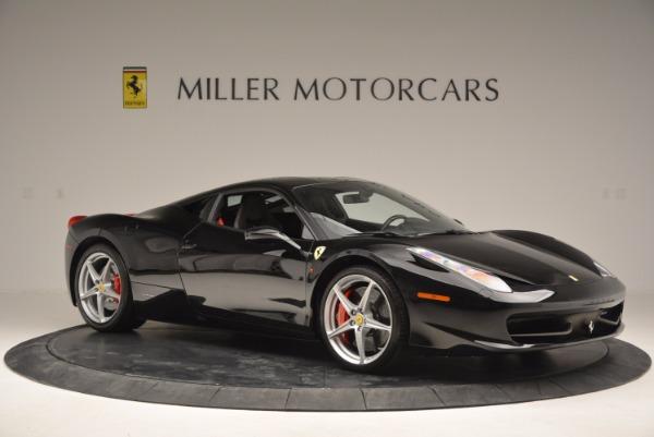 Used 2013 Ferrari 458 Italia for sale Sold at Alfa Romeo of Greenwich in Greenwich CT 06830 10