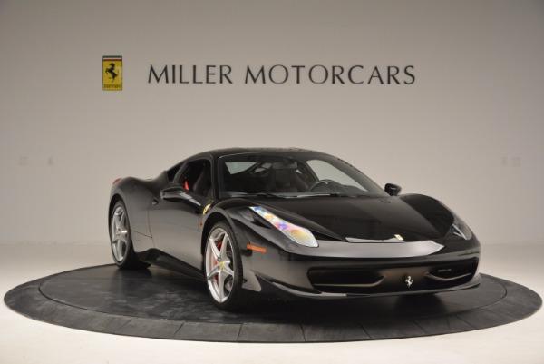 Used 2013 Ferrari 458 Italia for sale Sold at Alfa Romeo of Greenwich in Greenwich CT 06830 11