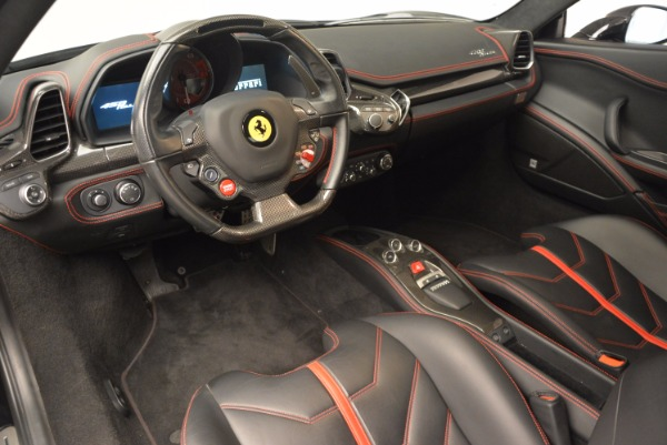 Used 2013 Ferrari 458 Italia for sale Sold at Alfa Romeo of Greenwich in Greenwich CT 06830 13
