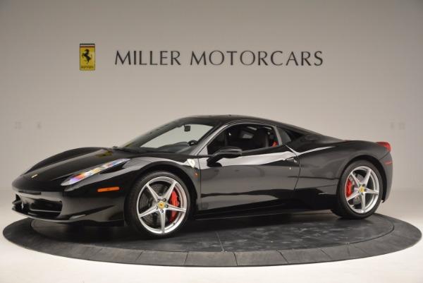 Used 2013 Ferrari 458 Italia for sale Sold at Alfa Romeo of Greenwich in Greenwich CT 06830 2