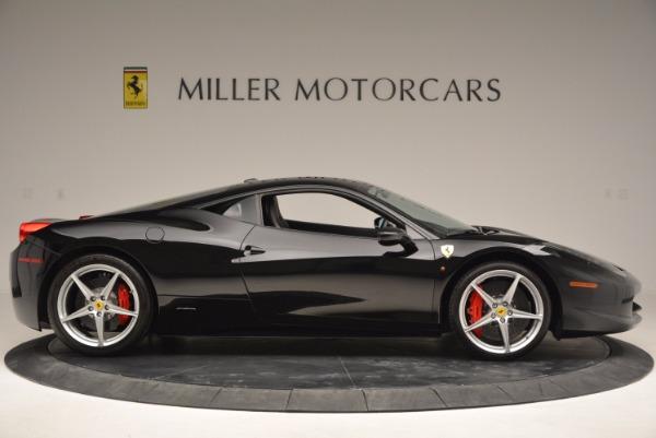 Used 2013 Ferrari 458 Italia for sale Sold at Alfa Romeo of Greenwich in Greenwich CT 06830 9