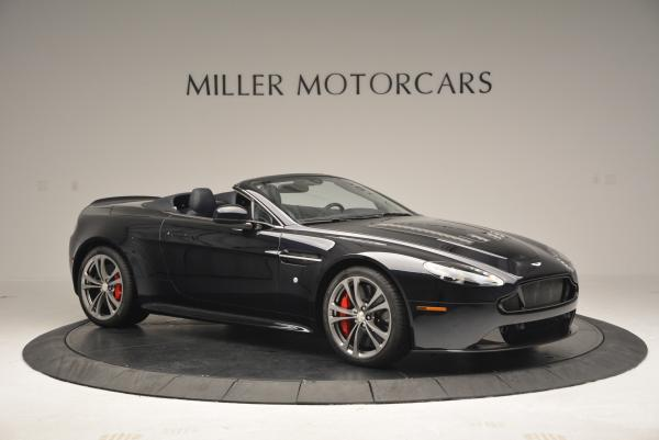 Used 2016 Aston Martin V12 Vantage S Convertible for sale $114,900 at Alfa Romeo of Greenwich in Greenwich CT 06830 10