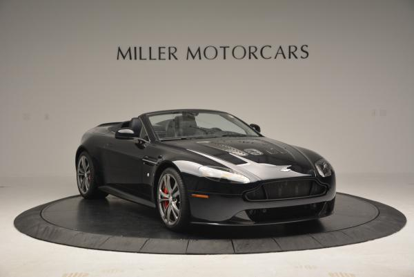Used 2016 Aston Martin V12 Vantage S Convertible for sale $114,900 at Alfa Romeo of Greenwich in Greenwich CT 06830 11