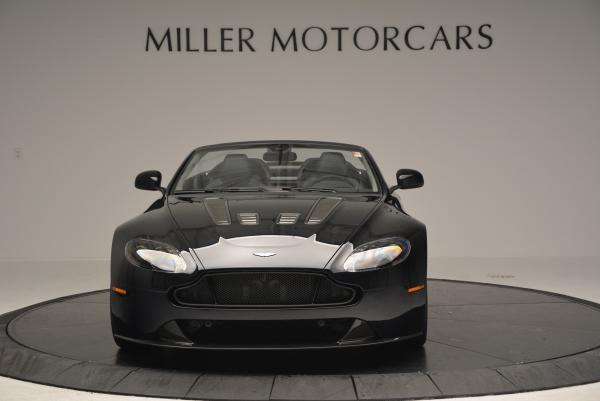 Used 2016 Aston Martin V12 Vantage S Convertible for sale $114,900 at Alfa Romeo of Greenwich in Greenwich CT 06830 12
