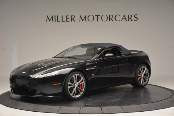 Used 2016 Aston Martin V12 Vantage S Convertible for sale $114,900 at Alfa Romeo of Greenwich in Greenwich CT 06830 14