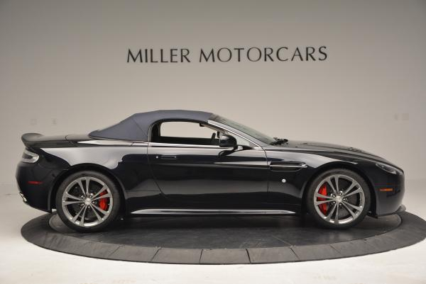 Used 2016 Aston Martin V12 Vantage S Convertible for sale $114,900 at Alfa Romeo of Greenwich in Greenwich CT 06830 16