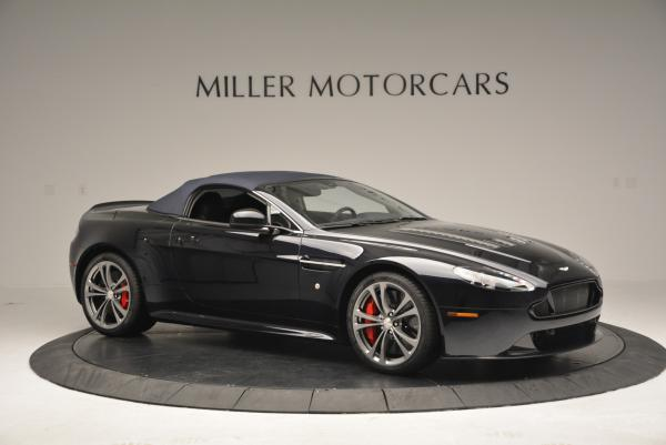 Used 2016 Aston Martin V12 Vantage S Convertible for sale $114,900 at Alfa Romeo of Greenwich in Greenwich CT 06830 17