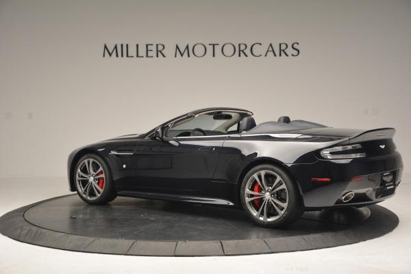 Used 2016 Aston Martin V12 Vantage S Convertible for sale $114,900 at Alfa Romeo of Greenwich in Greenwich CT 06830 4