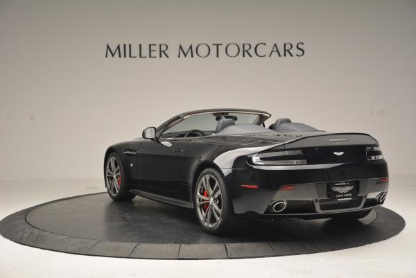 Used 2016 Aston Martin V12 Vantage S Convertible for sale $114,900 at Alfa Romeo of Greenwich in Greenwich CT 06830 5