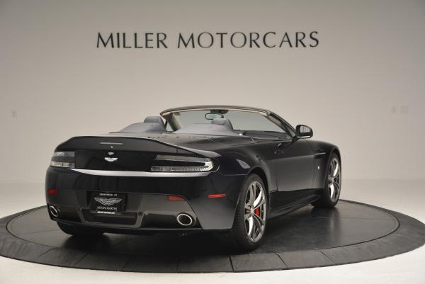 Used 2016 Aston Martin V12 Vantage S Convertible for sale $114,900 at Alfa Romeo of Greenwich in Greenwich CT 06830 7