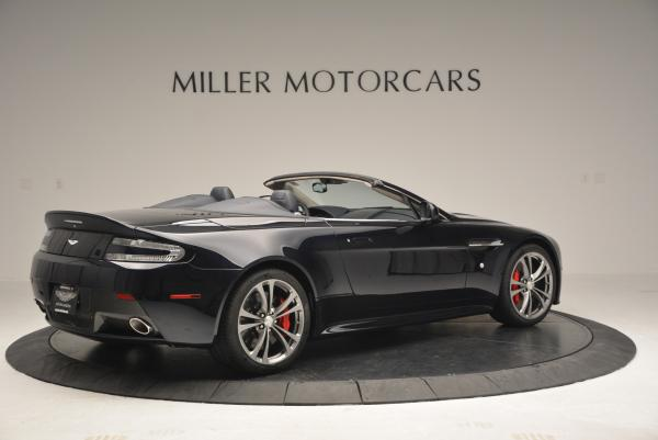 Used 2016 Aston Martin V12 Vantage S Convertible for sale $114,900 at Alfa Romeo of Greenwich in Greenwich CT 06830 8