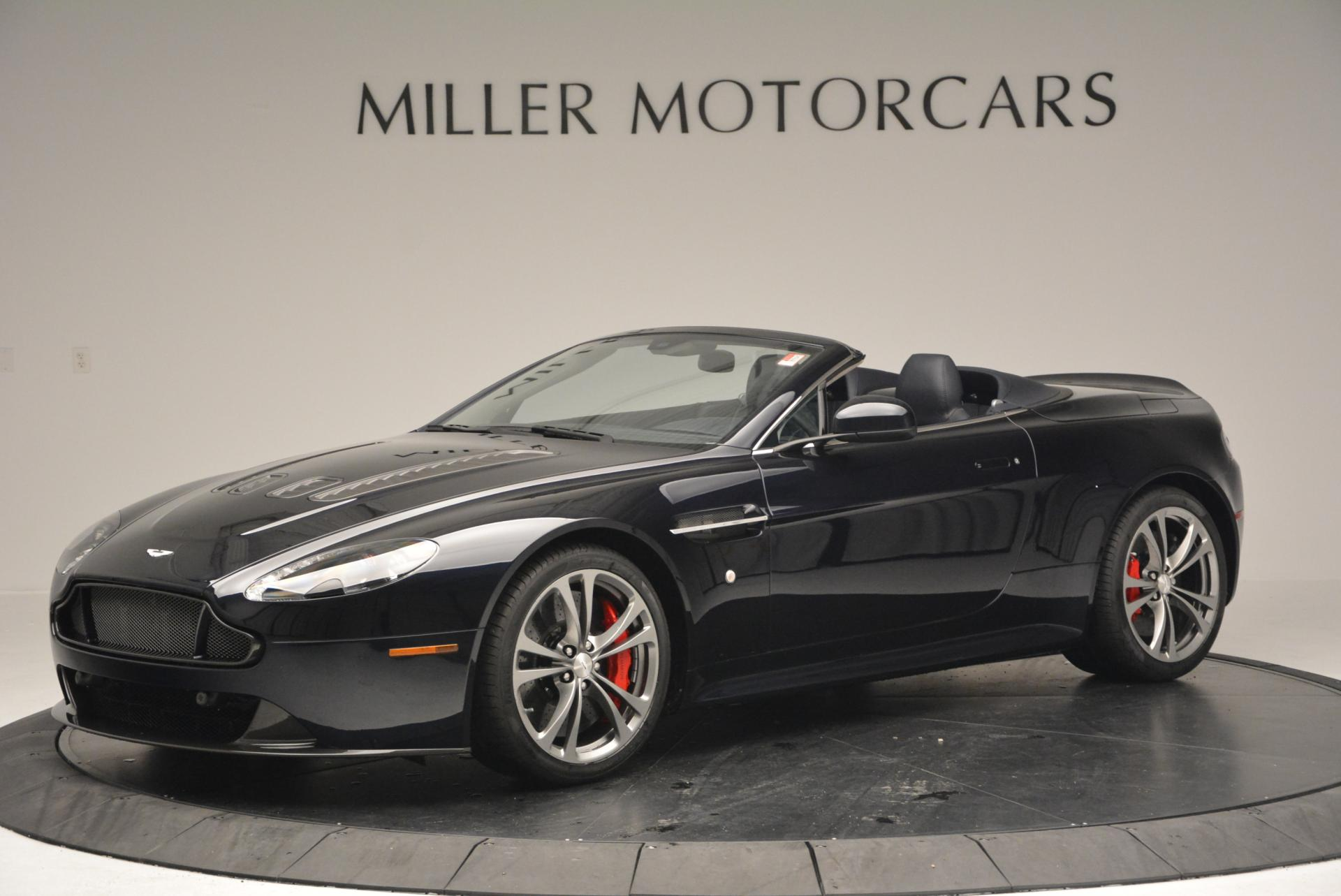 Used 2016 Aston Martin V12 Vantage S Convertible for sale $114,900 at Alfa Romeo of Greenwich in Greenwich CT 06830 1