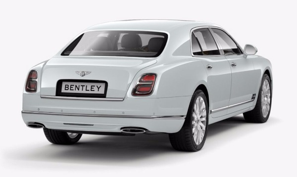 New 2017 Bentley Mulsanne for sale Sold at Alfa Romeo of Greenwich in Greenwich CT 06830 3