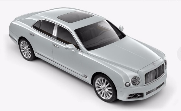New 2017 Bentley Mulsanne for sale Sold at Alfa Romeo of Greenwich in Greenwich CT 06830 5