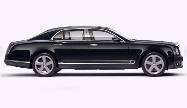 New 2017 Bentley Mulsanne Speed for sale Sold at Alfa Romeo of Greenwich in Greenwich CT 06830 2
