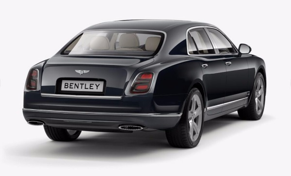 New 2017 Bentley Mulsanne Speed for sale Sold at Alfa Romeo of Greenwich in Greenwich CT 06830 3