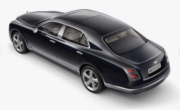 New 2017 Bentley Mulsanne Speed for sale Sold at Alfa Romeo of Greenwich in Greenwich CT 06830 4